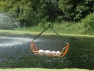 Search N Rescue Basket Stretcher Golf Ball Retriever