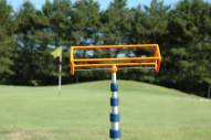 Search N Rescue Orange Four Ball Golf Ball Retriever