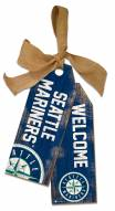 "Seattle Mariners 12"" Team Tags"