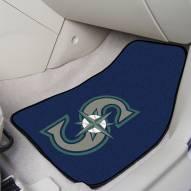 Seattle Mariners 2-Piece Carpet Car Mats