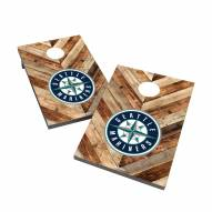 Seattle Mariners 2' x 3' Cornhole Bag Toss
