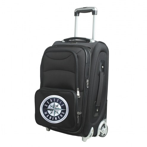 """Seattle Mariners 21"""" Carry-On Luggage"""