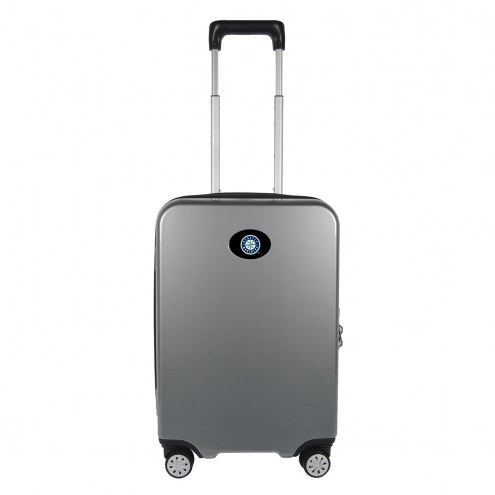 """Seattle Mariners 22"""" Hardcase Luggage Carry-on Spinner"""