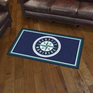 Seattle Mariners 3' x 5' Area Rug