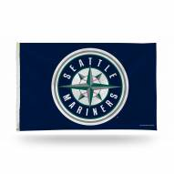 Seattle Mariners 3' x 5' Banner Flag