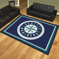 Seattle Mariners 8' x 10' Area Rug