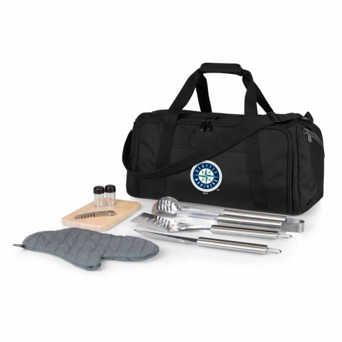 Seattle Mariners BBQ Kit Cooler
