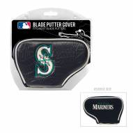 Seattle Mariners Blade Putter Headcover