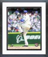 Seattle Mariners Carson Smith Action Framed Photo