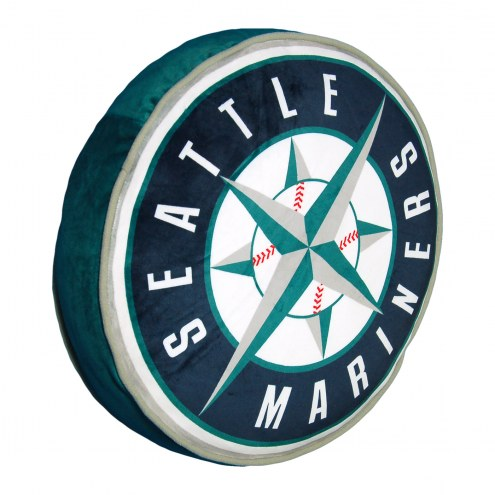Seattle Mariners Cloud Travel Pillow