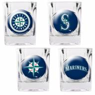 Seattle Mariners Collector's Shot Glass Set