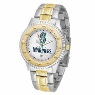 Seattle Mariners Competitor Two-Tone Men's Watch