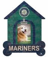 Seattle Mariners Dog Bone House Clip Frame