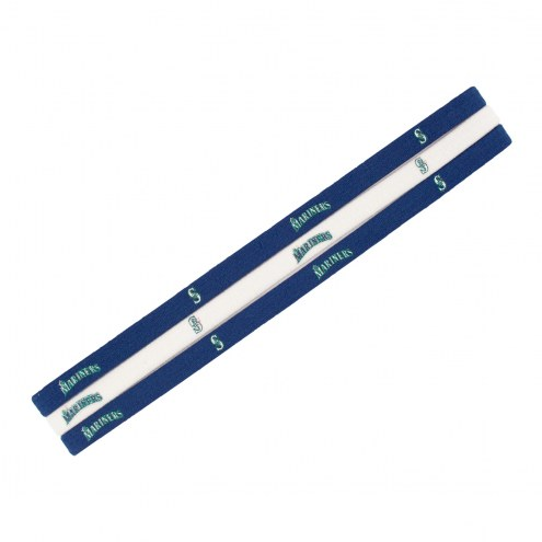 Seattle Mariners Elastic Headband