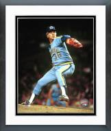 Seattle Mariners Gaylord Perry Action Framed Photo