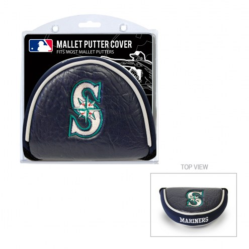 Seattle Mariners Golf Mallet Putter Cover