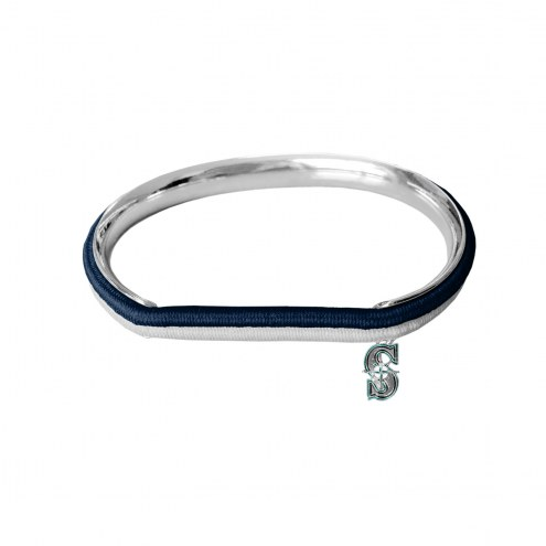 Seattle Mariners Hair Tie Bangle