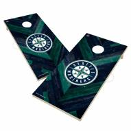 Seattle Mariners Herringbone Cornhole Game Set