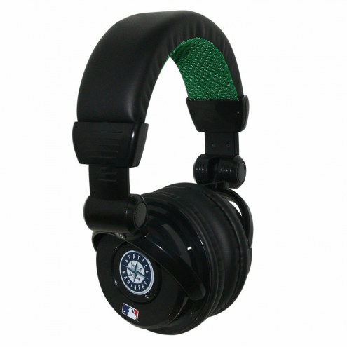 Seattle Mariners iHip Pro DJ Headphones