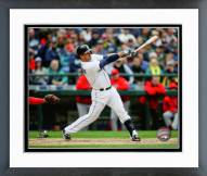 Seattle Mariners Justin Ruggiano Action Framed Photo