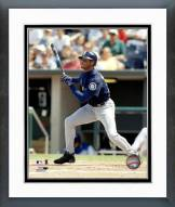 Seattle Mariners Ken Griffey Jr. Action Framed Photo