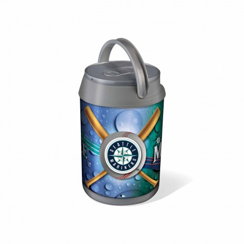 Seattle Mariners Mini Can Cooler