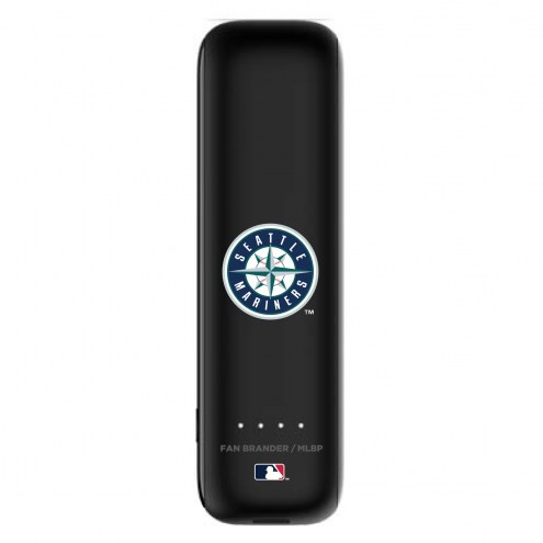 Seattle Mariners mophie Power Boost Mini Portable Battery