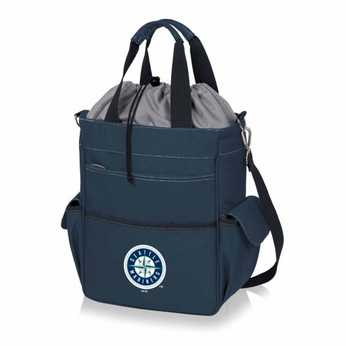 Seattle Mariners Navy Activo Cooler Tote