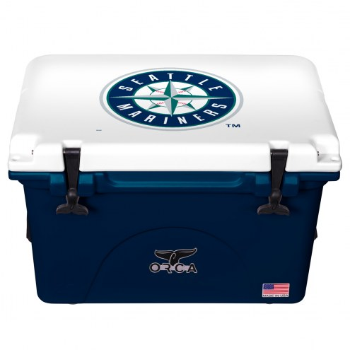 Seattle Mariners ORCA 40 Quart Cooler
