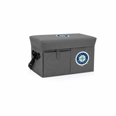 Seattle Mariners Ottoman Cooler & Seat