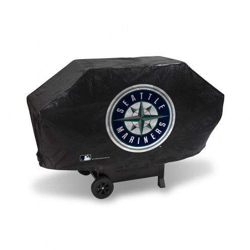 Seattle Mariners Padded Grill Cover