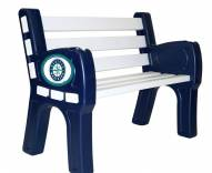 Seattle Mariners Park Bench