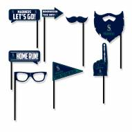 Seattle Mariners Party Props Selfie Kit