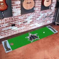 Seattle Mariners Golf Putting Green Mat