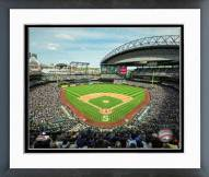 Seattle Mariners Safeco Field Framed Photo