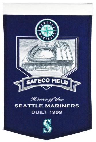Seattle Mariners Safeco Field Stadium Banner