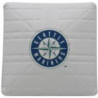 Seattle Mariners Schutt MLB Mini Baseball Base