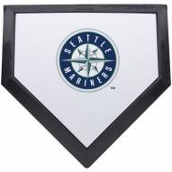 Seattle Mariners Schutt MLB Mini Home Plate