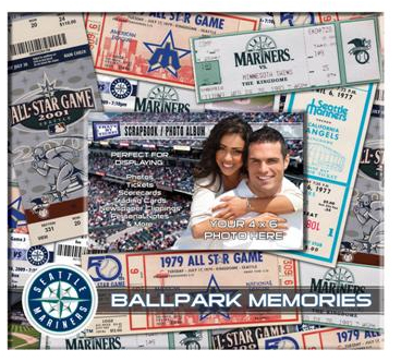 Seattle Mariners Scrapbook