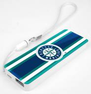 Seattle Mariners Slim Power Bank Portable Charger