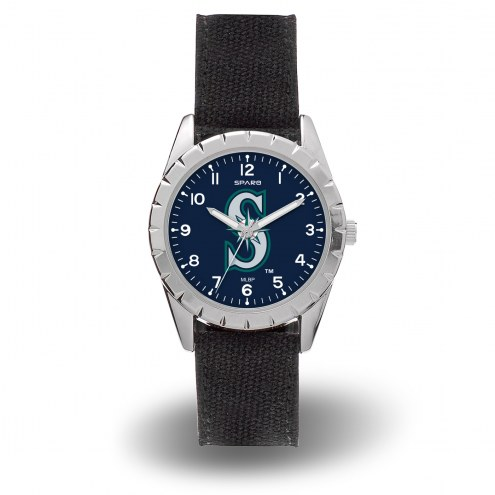 Seattle Mariners Sparo Men's Nickel Watch