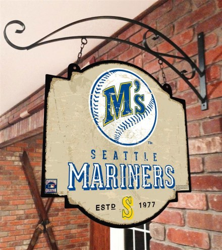 Seattle Mariners Tavern Sign