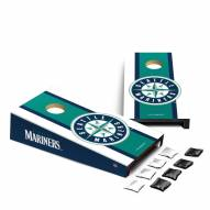 Seattle Mariners Mini Cornhole Set