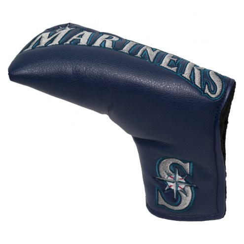 Seattle Mariners Vintage Golf Blade Putter Cover