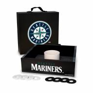 Seattle Mariners Washer Toss Game Set
