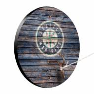 Seattle Mariners Weathered Design Hook & Ring Game