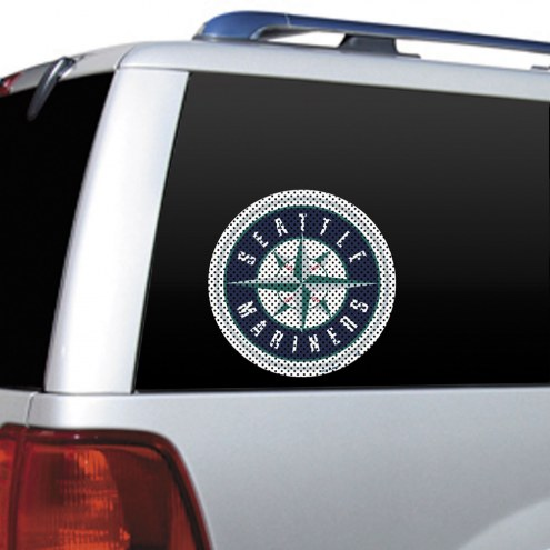 Seattle Mariners Window Film