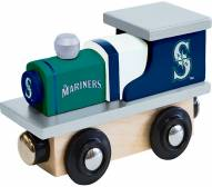 Seattle Mariners Wood Toy Train