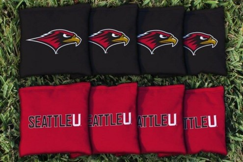 Seattle Redhawks Cornhole Bag Set