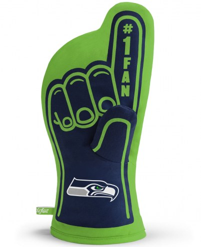 Seattle Seahawks #1 Fan Oven Mitt